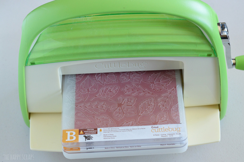 dry-embossing
