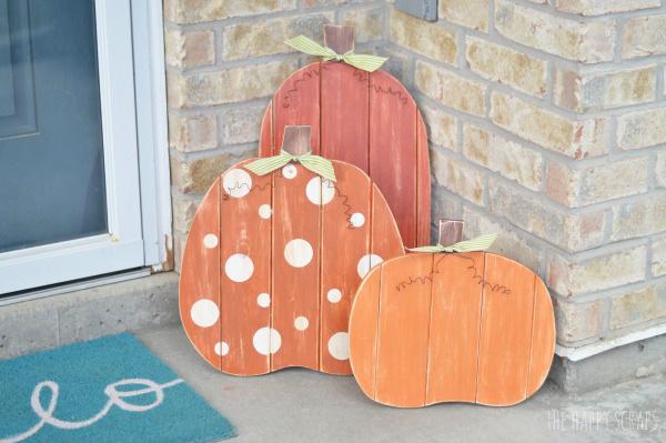 large-porch-pumpkins