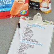 Ad: Back to School Routine Printable Checklist