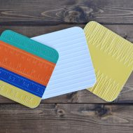 Back to School Coasters – Teacher Gift
