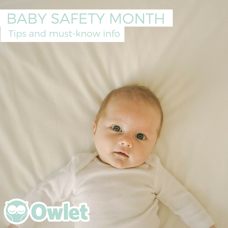 september-isbaby-safety-month
