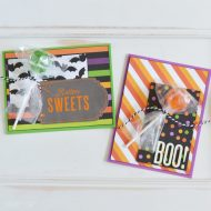 Halloween Treat Cards