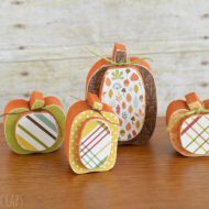 Mini Fall Pumpkins