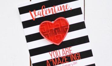 Maze Classroom Valentine