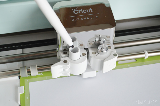 If you have a Cricut Explore you need to know How to Draw & Cut with the Cricut Explore! It's so FUN & easy to do. I've got the details on the blog.
