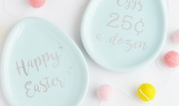 Egg Shaped Candy Dishes