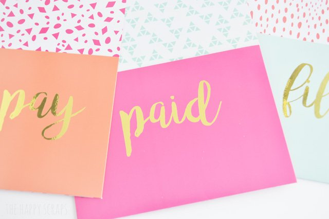 Being an adult isn't always fun, but creating a pretty Budget Binder helps it be a little more fun when it comes to paying those bills.