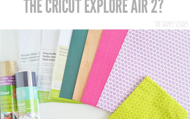 What Materials Can I Cut with the Cricut Explore?