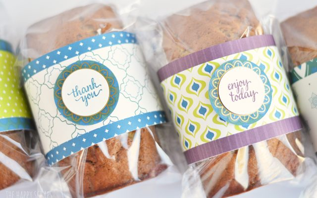 How to Wrap Bread to Give as a Gift