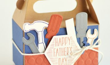Father's Day Tool Box Gift Card Holder
