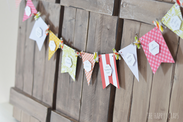 Make sure you have some fun this summer with this Summer Fun Banner! It's simple and quick to put together. Get the details for making it on the blog.