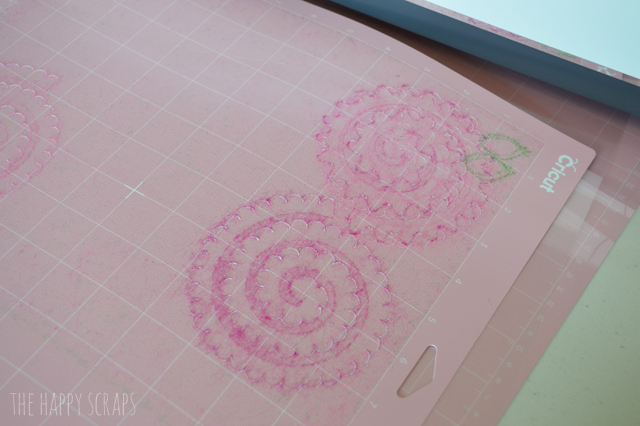Learn How to Clean Your FabricGrip Cricut Mat when it get dirty. It's easier than you might think and will make your mat last longer.