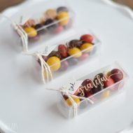 Simple & Elegant Thanksgiving Place Cards