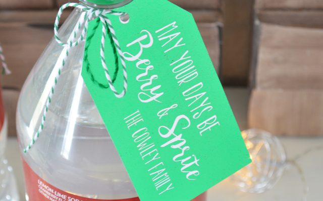 Simple & Inexpensive Christmas Neighbor Gift