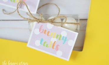 Bunny Tails Easter Favor