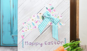 Quick & Easy Easter Sign