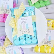 So Glad We're Peeps Easter Gift
