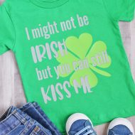 Toddler St. Patrick's Day Shirt