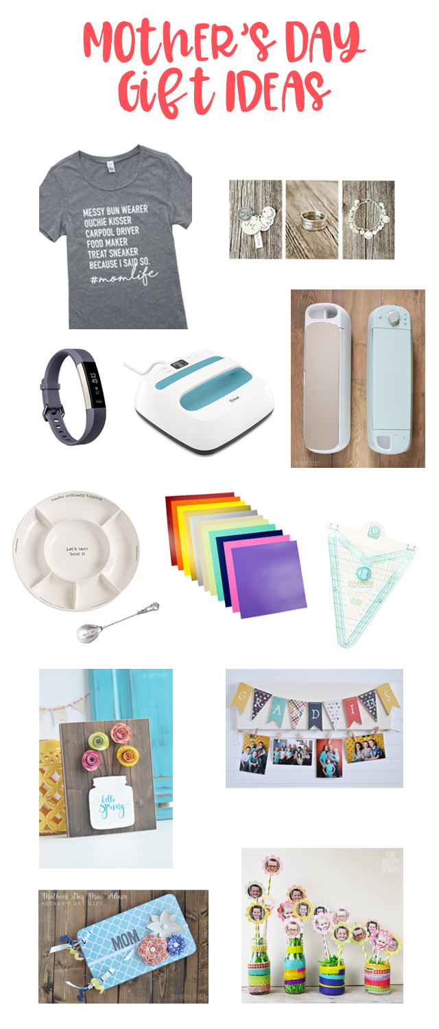 Mother's day is coming right up! I'm sharing some great ideas for Mother's Day Gift Ideas for all price ranges! Stop by the blog and check it out!