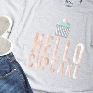 Hello Cupcake T-Shirt