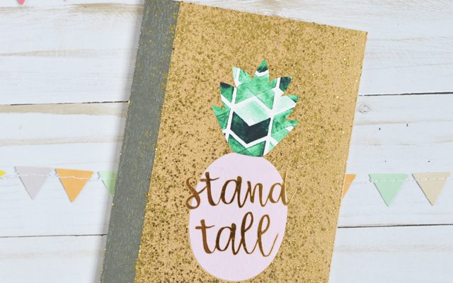 How to Apply Heat Transfer Vinyl to Cardstock