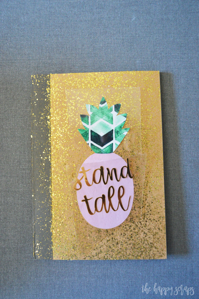 Have you ever wanted to apply heat transfer vinyl to something other than fabric? Today I'm sharing with you How to Apply Heat Transfer Vinyl to Cardstock. It's easier than you might think!