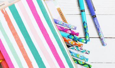 Back to School Teacher Gift & Planner Organization Tips