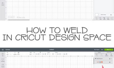 How to Weld in Cricut Design Space