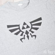 DIY Legends of Zelda Shirt
