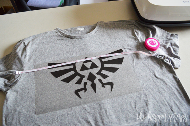 I'm pretty sure I just scored in the mom department when I gave this DIY Legends of Zelda Shirt to my son. He's pretty excited about it!
