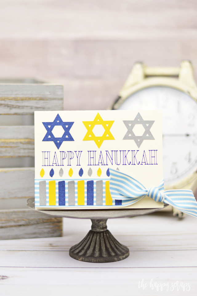 You'll have so much fun making these Handmade Holiday Cards with Cricut Maker! It's the perfect versatile tool for creating a variety of cards for different holidays.