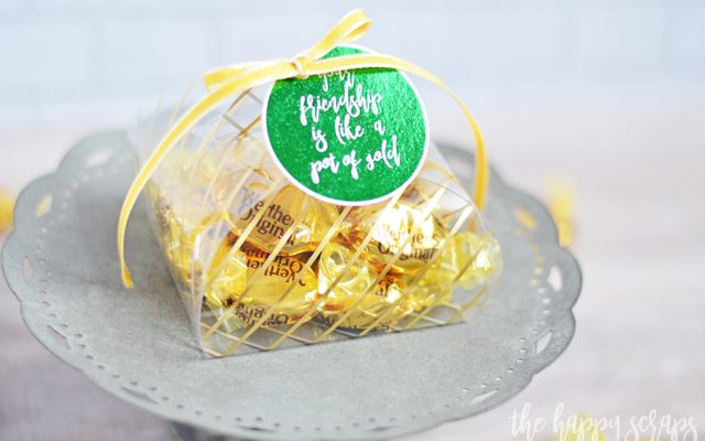 Pot of Gold St. Patrick's Day Friend Gift