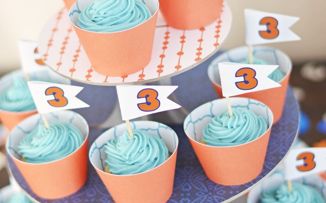 DIY Birthday Party with the Cricut Maker