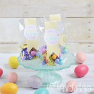 Happy Easter Treat Bag