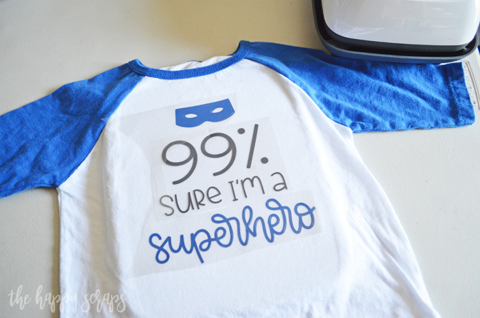 This Superhero Toddler Shirt is sure to be their favorite! Get all the details + Design Space Cut File for creating your own over on the blog.