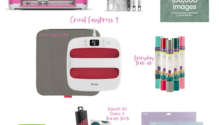 Cricut Gift Guide for the Beginning Crafter