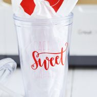Valentine Cup Gift Idea