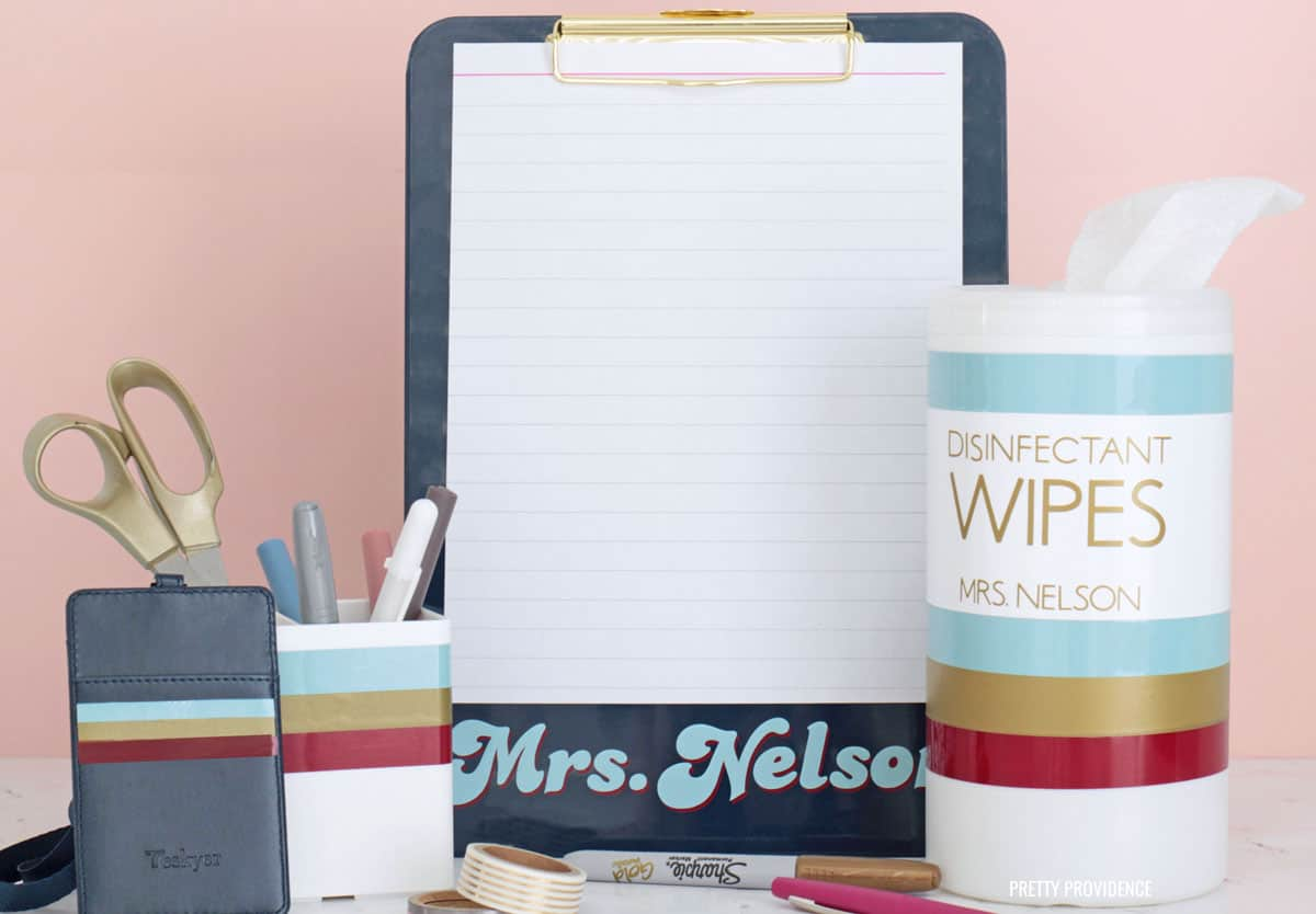 12 Back to School Projects to Make with your Cricut. Be sure to check out all these fun projects to get ready for Back to School!