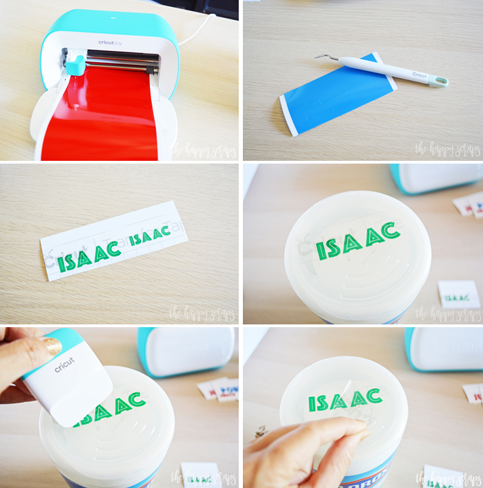 Personalize for Back to School with Cricut. This school year looks different for everyone, and these are a few ways to get ready for it!