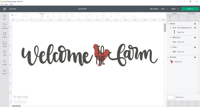 Welcome to the Farm in Design Space