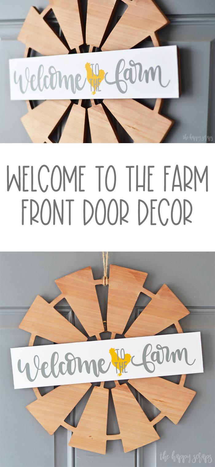 title image for front door decor